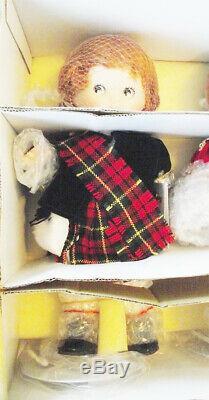 Campbell Soup Enfants Reproduction Antique Googly Poupées De Porcelaine Patricia Loveless