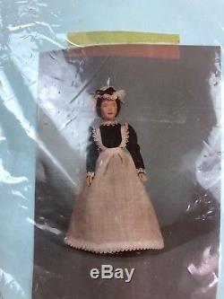 Collection De 8 Poupées Miniatures Françaises Vintage Body- Kits 5.5 Hommes Femmes