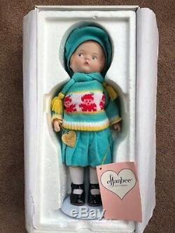 Effanbee Patsy Porcelain Doll Limited Edition Nib