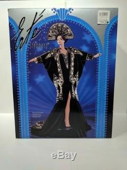 Erte Stardust Barbie Vintage 2e Édition Series Limited Edition Porcelaine Poupee Nib