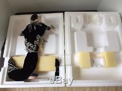 Erte Stardust Barbie Vintage 2ème En Série Édition Limitée Doll Porcelaine Nouveau