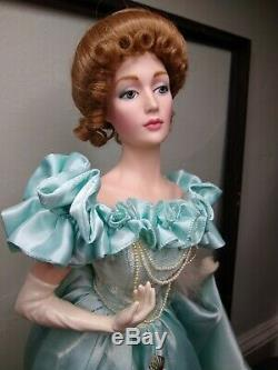 Franklin Mint Heirloom A Night At The Opera Rare Vintage Doll