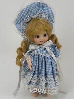 Googly Yeux Doll Allemand Bisque Kestner Side Glance 8 165,5 Artiste Rosie Jdk 1980