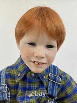 Hanna Nissen Par John Nissen Otto Lindemann Doll Boy With Braces 30