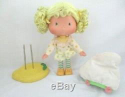Htf 2003 Monnaie Porcelaine Danbury Meringue Doll
