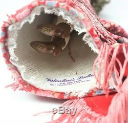 Ladies Vintage Valentine Emmeline 1984 # 4 Par Pamela Valentine Limited Edition