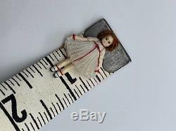 Magnifique Poupée Shirley Temple Miniature Minuscule De Renee Delaney