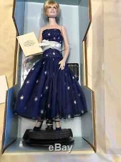 Nouveau Dans Franklin Mint 1998 Princesse Diana Enchantement Porcelaine Poupée