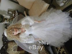 Objet De Collectionneur Vintage Heirloom Doll