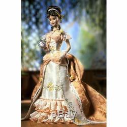 Orange Pekoe Barbie Victorienne Thé En Porcelaine Edition Limitée Affiche