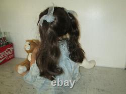 Pamela Erff Porcelain Doll, Toddler Purfect-girl 2003 Limited Numbered