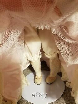 Pat Loveless Antique Reproduction Pleine Composition 16 Français Jumeau Doll
