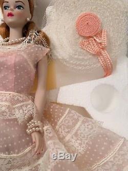Plantation Bell 1964 Poupée Barbie Rousse Porcelaine 1991 Mattel Vintage Nib Nbfb