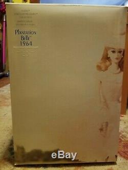 Plantation Belle Barbie Rouge Édition Limitée 1964 Porcelaine Vintage 1991 Bnib