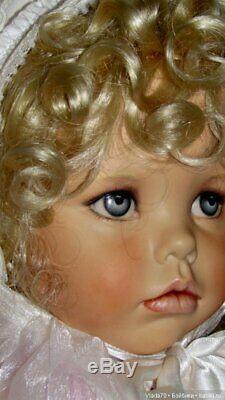 Porcelain Doll 24 Dianna Effner