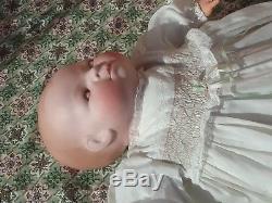 Poupée Bébé Vintage En Porcelaine Bye Lo Allemande Grace Putnam, Ancienne 17