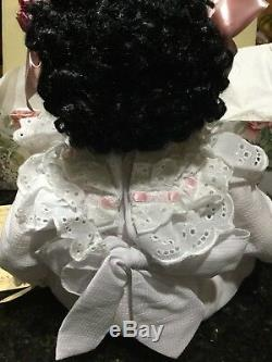 Poupée Canard Maison Vintage Heirloom 19 Porcelaine Doll- Deserie
