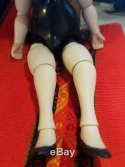 Poupée De Porcelaine Articulée Vintage Betty Boop