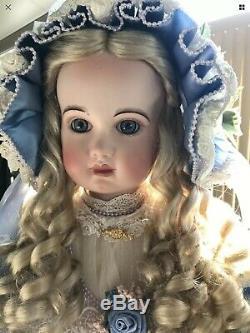 Poupée Vintage En Porcelaine, Anna Nicole Par Patricia Loveless