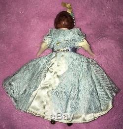 Rare 7 Ruth Gibbs Sleeping Beauty Ballet Lilas Fairy Vintage China Doll