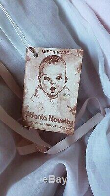 Rare Vintage 1982 Gerber Bebe (limited Edition 12 Porcelain) Par Atlanta Nouveaute