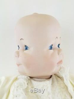 Rare Vintage Adorable Trois Poupée Bébé Poupée Sourire Cry Sommeil Complete Outfit