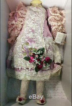 Reproduction Antique Coty Jumeau Andrea Patricia Loveless En Porcelaine Poupée Française