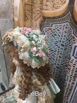 Reproduction Antique Jumeau Prix Poupée 28 Tory Patricia Loveless Porcelaine # 491
