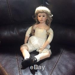 Shay Doll Par Donna Rubert 28 Exc Vintage Condition Artworks 2 Tenues 2 Perruques