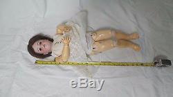 Simon & Halbig 550 Antique Porcelaine Doll 22 Grand