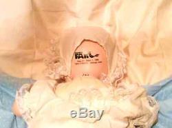 Vintage 1986 Poupées En Porcelaine Tarko Doll Company Minnesota State Fair