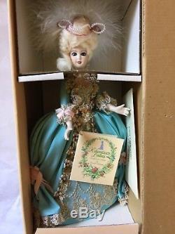 Vintage 1988 Gorham Valentine Mesdames Maria Theresa Doll Limited # 254 Nrfb