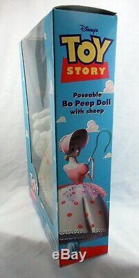 Vintage 1995 Petit Bo Peep Disney Toy Story Porcelain Doll Pixar Neuf Dans La Boîte