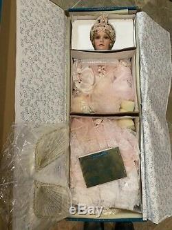 Vintage Angelique Porcelain Doll En 1999 Rustie