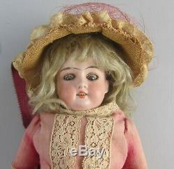 Vintage Armand Marseille Delphine Porcelain Doll Bisque