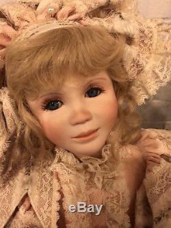Vintage Chéri Pap Thompson Poupée Vlasta Doll 16/50