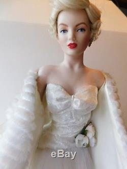 Vintage Dolls Franklin Mint Heirloom 19 Dolls Marilyn Monroe Doll Nouveau