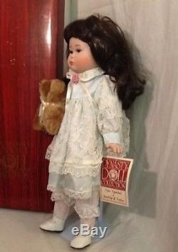 Vintage Dynasty Doll Collectible (taisa) Avec Boîte Et Étiquettes (excellent État)