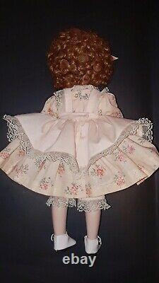 Vintage Jd Kestner 221 Googly Eye Porcelain Doll Artist Made Repro 12