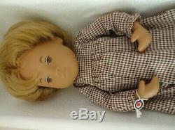 Vintage Made In England Coffret Sasha Baby Sandy Doll Blonde Mib Mib