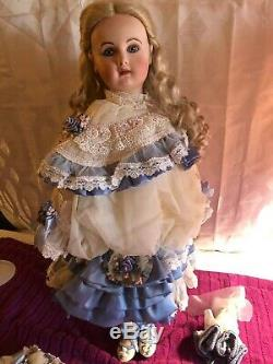 Vintage Porcelain Doll Anna Nicole Limited Edition Par Patricia Loveless 27