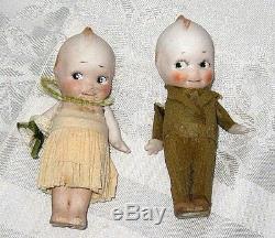 Vintage Poupées En Porcelaine O'neill Kewpie