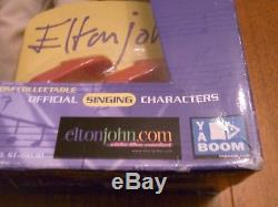 Vintage Yaboom Elton John Signature Poupée