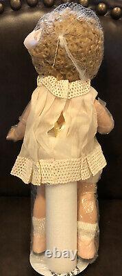 Vogue Dolls Collection Just Me Pink-14 Porcelain Dollle, #194/500, Coa Nib